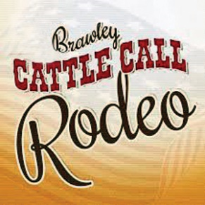 Brawley Cattle Call Rodeo Logo