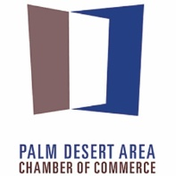 Palm Desert Area Chamber of Commerce Logo