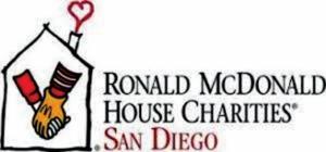 Ronald Mcdonald San Diego Logo